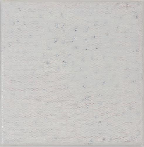 Cluster , 2013 Oil on linen 8 x 8 inches