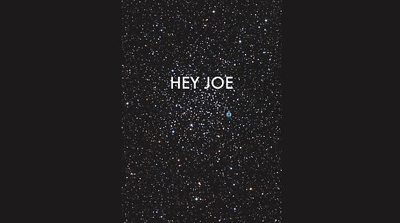 HEY JOE - An Homage to Joseph Cornell