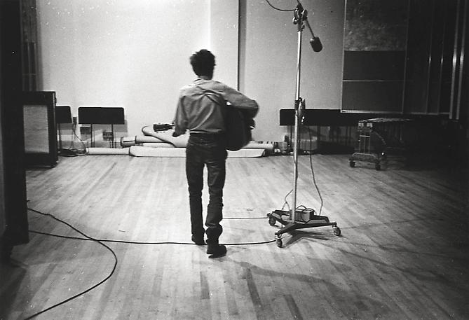 Don Hunstein, Bob Dylan, New York, 1963