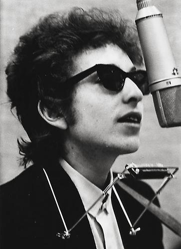 Don Hunstein, Bob Dylan, New York, 1965