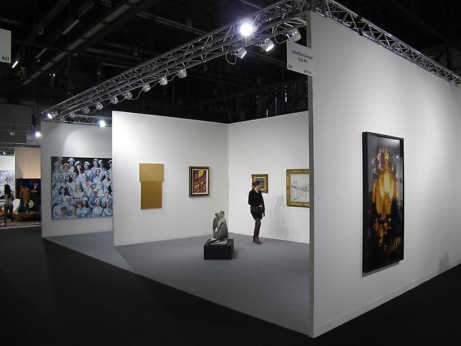 The Booth during Art Genève 12