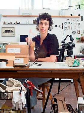 In the Studio with Ilit Azoulay in Art in America