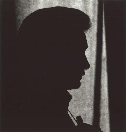 Graham Nash, Johnny Cash, Nashville, TN 1969