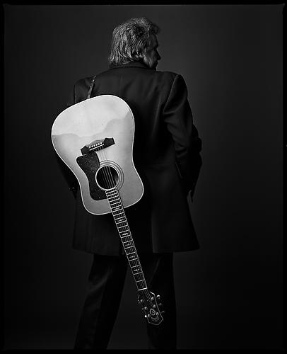 Mark Seliger, Johnny Cash, Las Vegas, NV 1992