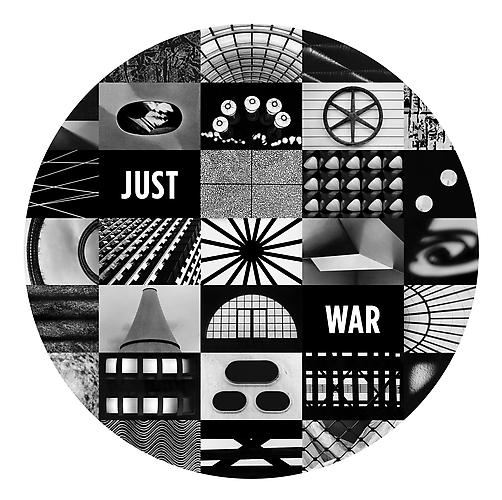 JUST WAR, 2011 Archival digital pigment print Edition of 10 Image:  44.5 x 43.25 inches; Framed: 46.5 x 45.25 inches