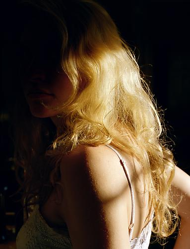 Blonde, 2011 from 'Know Me For the First Time' pigment print