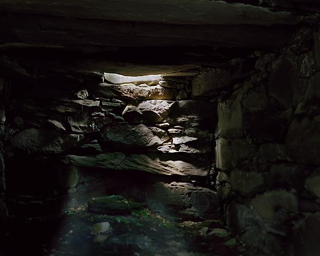 Solstice Cave, 2011 from 'Know Me For the First Time' pigment print