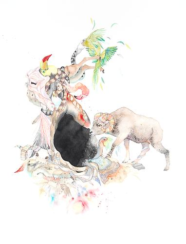 Laura Ball, Growth, (2011)