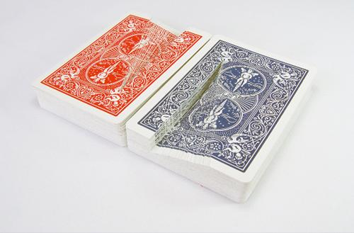 Untitled (marked cards) , 2008, cuts on paper and plastic, 5.5 x 3.5 inches
