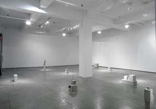 Hope , 2007, installation view