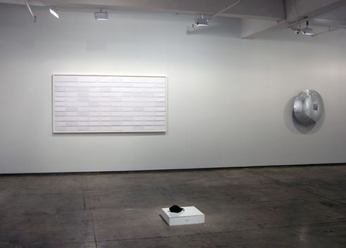 PARKING ANY TIME, 2010, exhibition view, Josée Bienvenu Gallery, New York