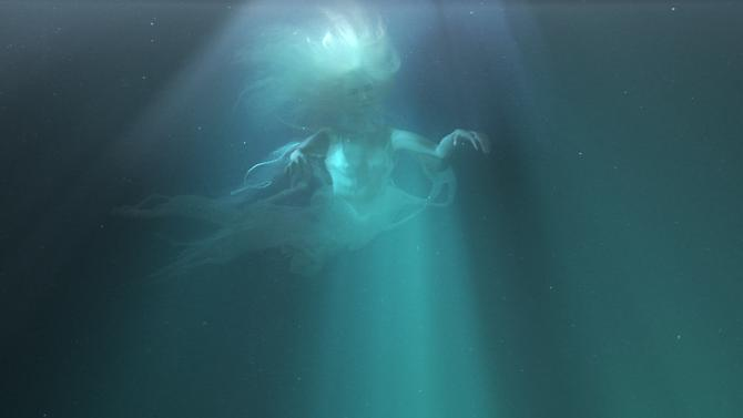 Beneath the Sea, 2011 film still