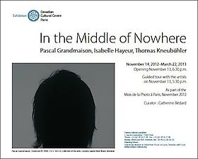 THOMAS KNEUBHLER APPEARS IN MOIS DE LA PHOTO A PARIS 2012