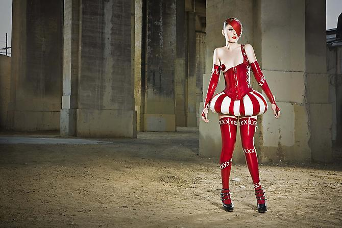 Peppermint Pirate, 2009 C-print Edition of 10 30 x 44 inches