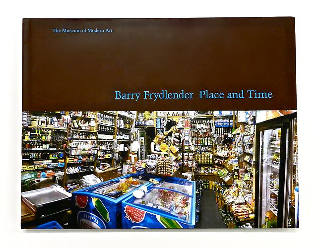 Barry Frydlender: Place and Time , $50 Photographs by Barry Frydlender Published in conjunction with the exhibition  Barry Frydlender: Place and Time  at The Museum of Modern Art, New York, May 17 - September 3, 2007.