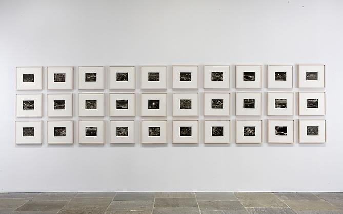 Roland Flexner Installation View: 2010 Whitney Biennial, Whitney Museum of American Art, New York, NY. February 25 - May 30, 2010.