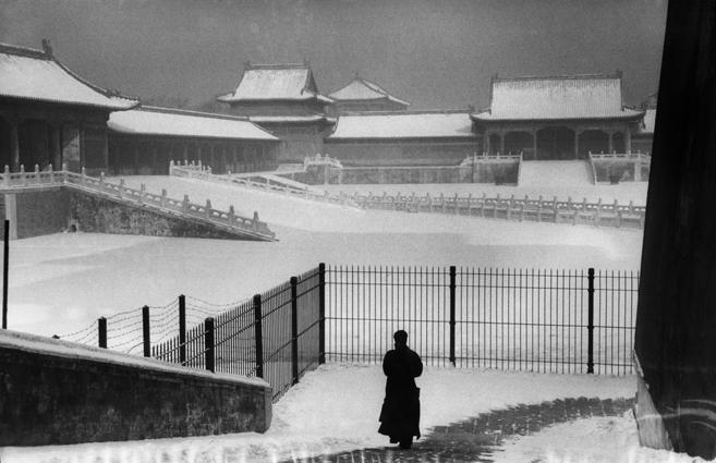 Forbidden City, Beijing, China 1957 Silver Gelatin Print