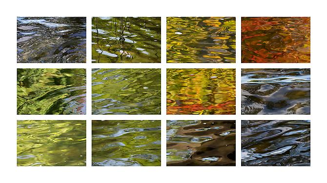 CHERYL PAGUREK | RIVER SUITE | DIGITAL PRINT ON PHOTO PAPER | 36 X 63 INCHES | 2012