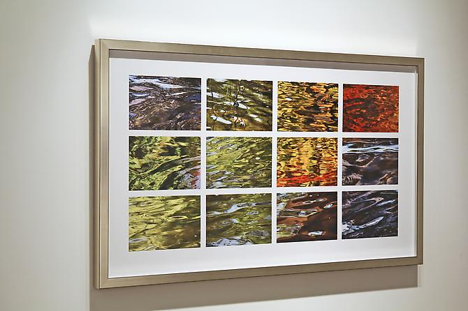 CHERYL PAGUREK | RIVER SUITE | DIGITAL PRINT ON PHOTO PAPER | 36 X 63 INCHES | 2012 | INSTALLATION VIEW