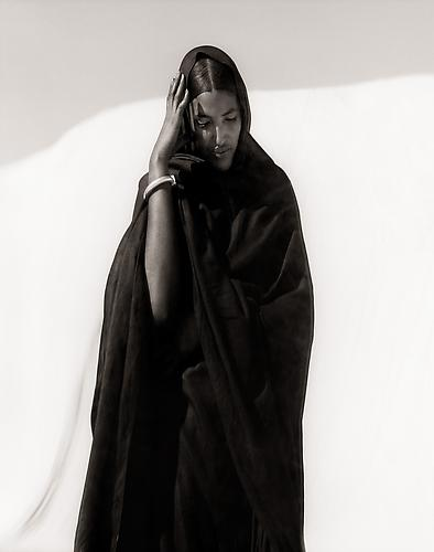 Truth Tuareg Woman, the Sahara Desert, Mali 2008 platinum/palladium print