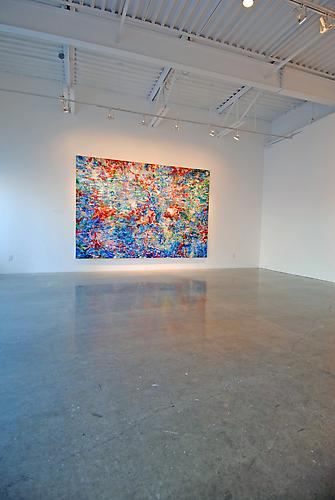 AMY SCHISSEL | SYSTEMS FEVER | INSTALLATION VIEW | PATRICK MIKHAIL GALLERY