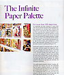 The Infinite Paper Palette