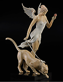 Michael Parkes Sculpture