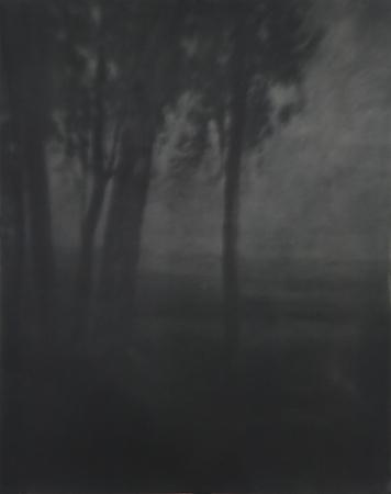 Through the Fog 2005 gelatin silver print