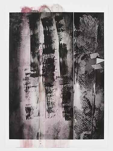Tamar Halpern , 2011 Ultrachrome ink on paper 70 x 51 inches