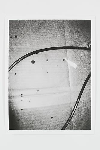 Tamar Halpern Untitled, 2011 unique gelatin silver print 40 x 30 inches