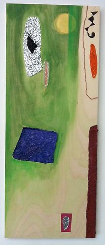  The Mermaid Lost Her Voice in a Shell , 2012