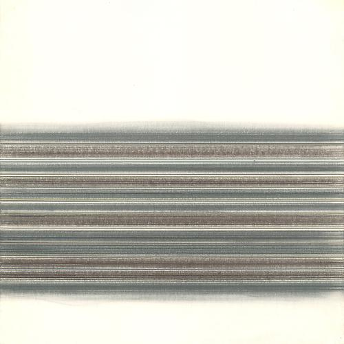 Toccata #76, 2013 Gold/silver/copper/aluminumpoint, colored pencil, and graphite on clay coated paper 14 x 14 inches
