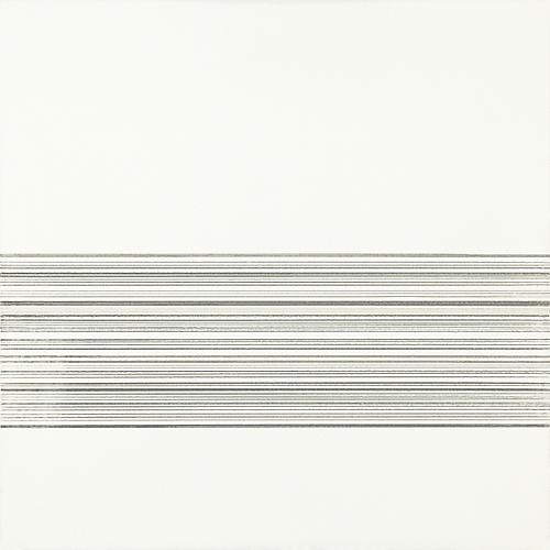 Toccata I, 2013 Silverpoint, colored pencil, and gesso on panel 6 x 6 x 1 1/2 inches