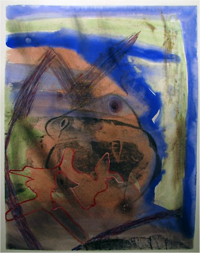  The Eye is a Mouth and the Mouth is an Eye , 2006