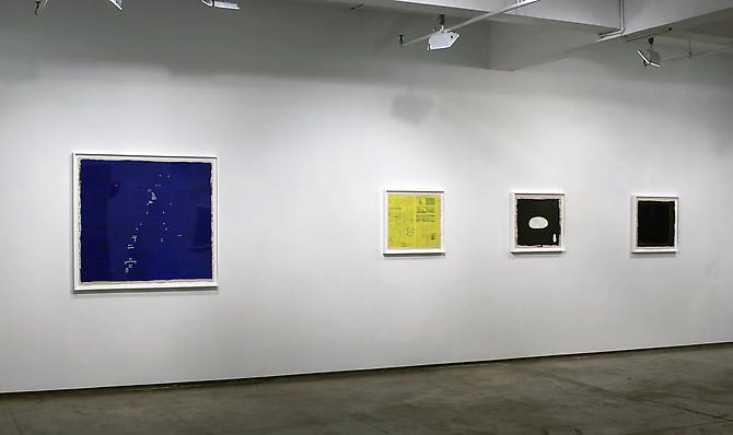 Phoebe Washburn,  My Rubies and My Diamonds , 2012, installation view, Josée Bienvenu Gallery, New York
