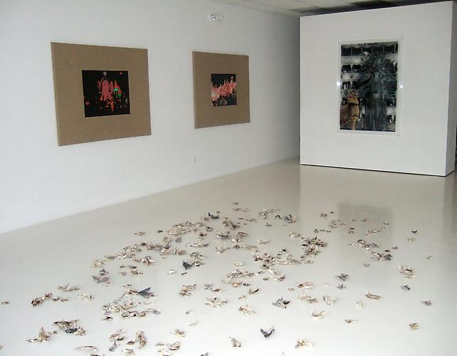 Installation View Gavlak Gallery, 2008
