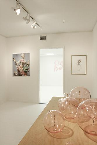 Installation View Kismet, 2009 Gavlak Gallery