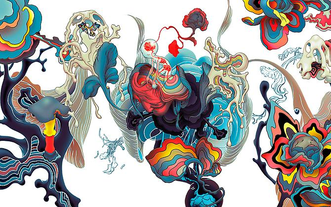 JAMES JEAN Lotus War Day, 2011