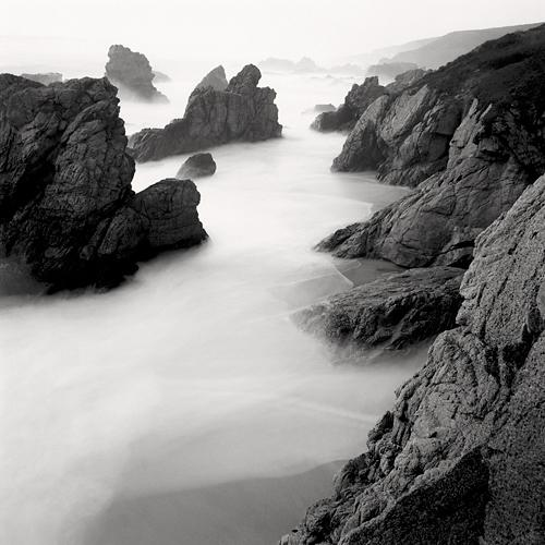 Twilight Coast 1999 gelatin silver print