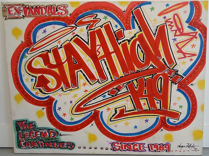 STAYHIGH149, Since 1969, 1970.