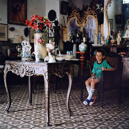 OLGA CHAGAOUTDINOVA | A BOY | C-PRINT | 61 x 61 CENTIMETERS | 2007