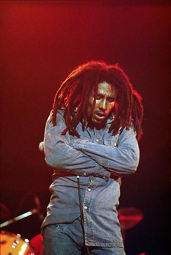 Kate Simon, Bob Marley, europe, 1977