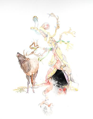Laura Ball, Grope (2011)