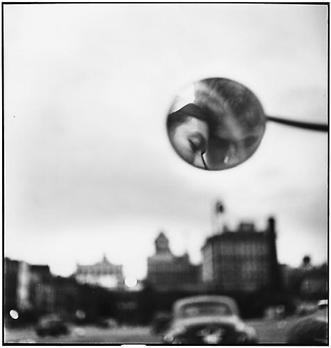 New York City [mirror] 1949