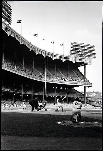 Mickey Mantle and Roger Maris Bronx, New York 1962 Gelatin Silver Print