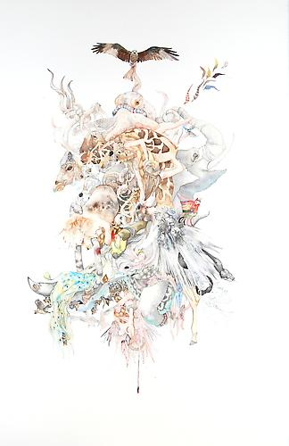 Laura Ball, Mandala 2 (2011)