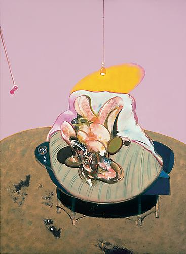 Francis Bacon,  Lying Figure , 1969