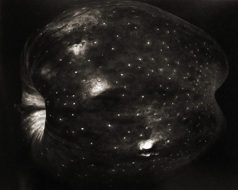 Galaxy Apple, New York 1968 gelatin silver print