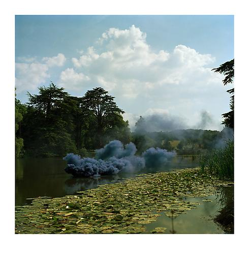 Landskip, 2000 Compton Verney, Warwickshire. Curated by Locus+ 50 x 51 in.