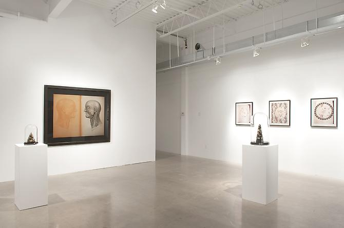 CINDY STELMACKOWICH | IN MOURNING OF | INSTALLATION VIEW | PATRICK MIKHAIL GALLERY | NOVEMBER 2010